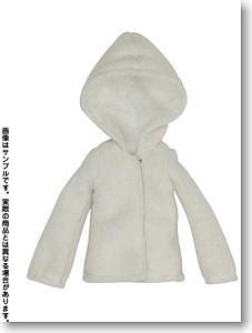 the fashion dollz parka angelicsigh mokomoko parka white fashion doll