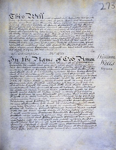 Are Wills Records Wills 1384 1858 The National Archives