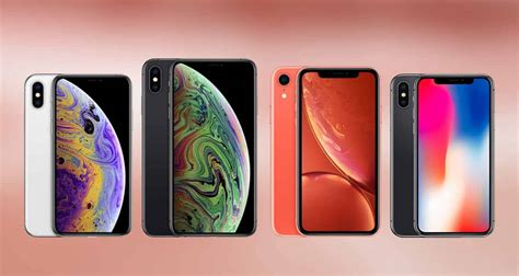 5 differences between iphone xr and iphone xs