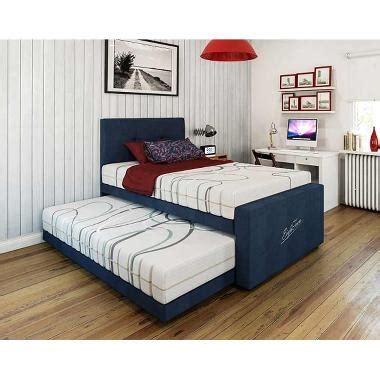 Central Kasur Springbed 2 In 1 Set Sabrina 120x200 jual produk bed 2 in 1 harga promo diskon blibli