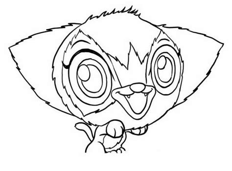 zoobles coloring pages38 coloring kids