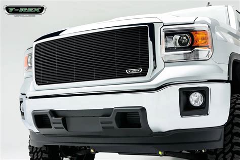 grill for gmc gmc billet grille insert 1 pc black pt