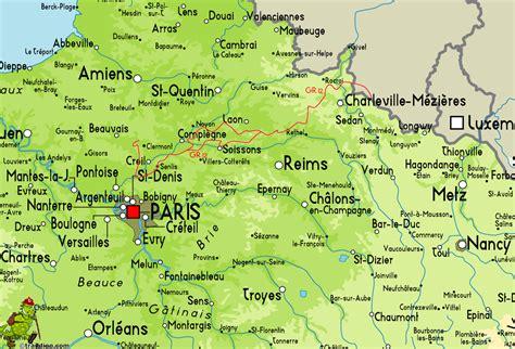 Reims France Map by Reims France Map Recana Masana