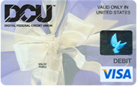 Dcu Gift Card - visa gift cards dcu massachusetts new hshire