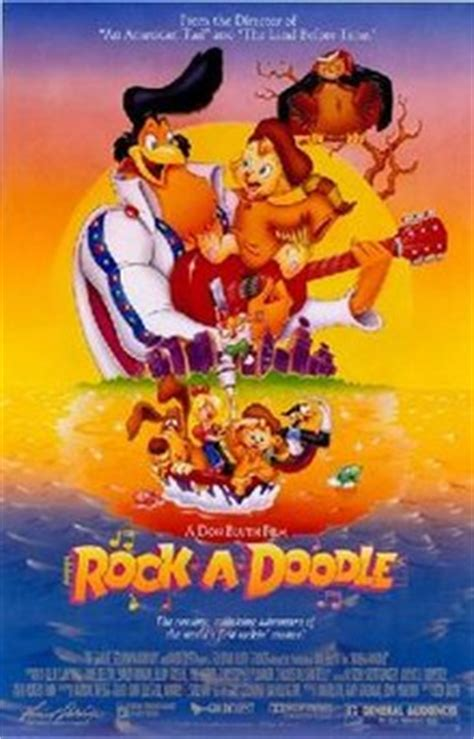 film cartoon wikipedia rock a doodle wikipedia