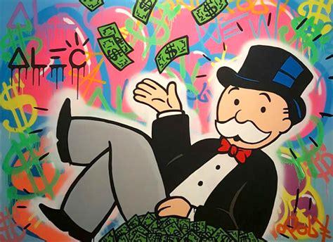 alec monopoly paintings  sculptures  sale