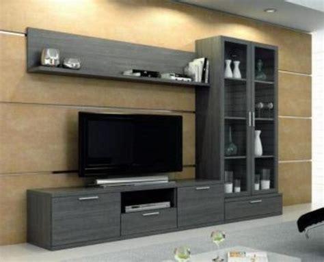 modular lcd vitrina estantes   muebles
