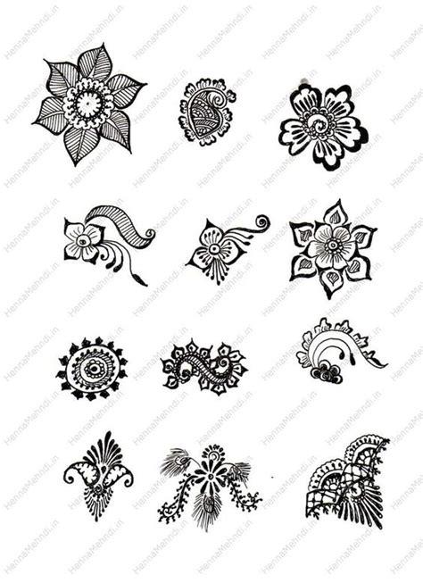 easy flower designs free simple mehndi patterns hands henna designs henna