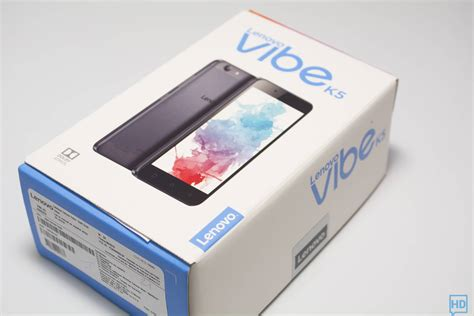 Lenovo Vibe K5 Hd review lenovo vibe k5 hd tecnolog 237 a