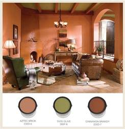 Southwestern Style Home Decor The Color Palette In This Sunken And Pueblo