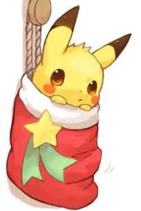 By christmas pikachu christmas snow winter pikachu merry christmas