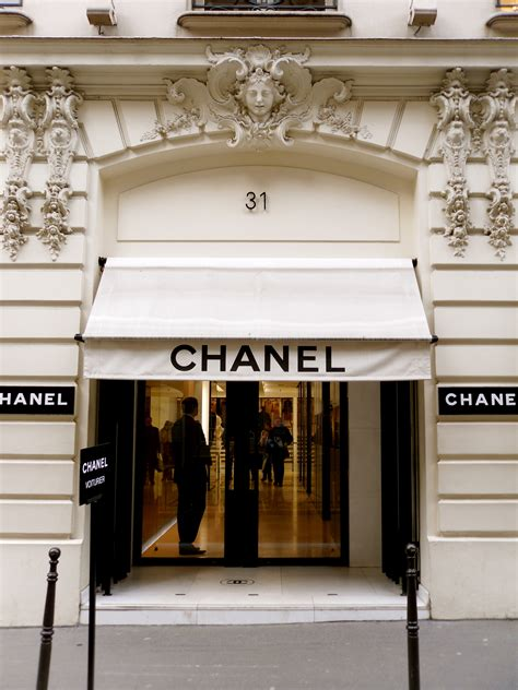 the boutique house 31 rue cambon the world of coco chanel work in progress