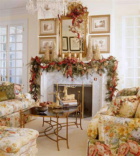 weihnachtsdeko im außenbereich idee kamin aussen