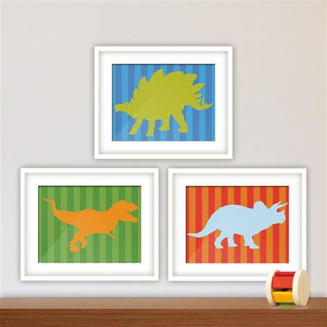 wall decor theme dinosaurs theme wall bedroom decor nursery by alookoflove