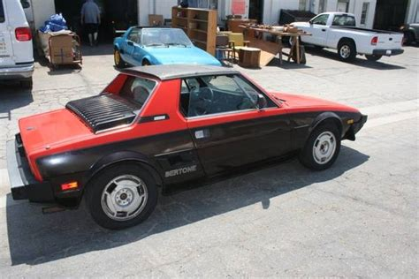fiat x1 9 and saab collection for sale