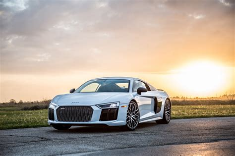 hennessey announces twin turbo upgrade for audi r8 carscoops