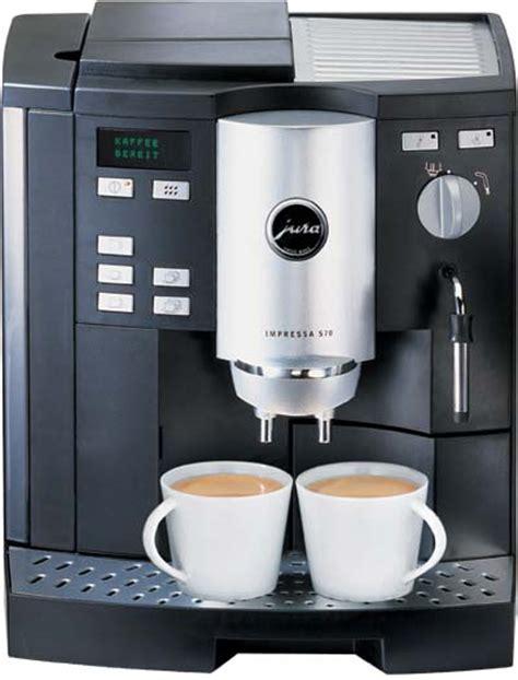 Jura Impressa S70 Automatic Espresso Machine and Bean