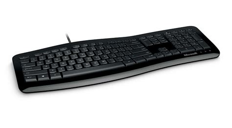 Microsoft Comfort Curve Keyboard 3000 Review by Tastatur Maus Comfort Curve Keyboard 3000 Microsoft Accessories