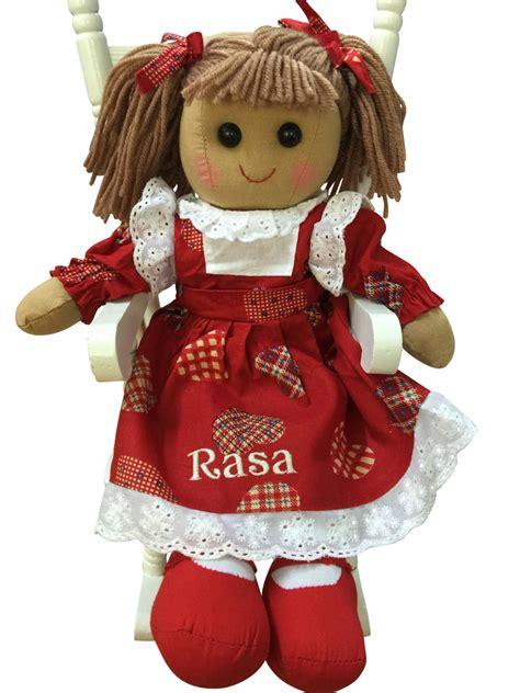 personalised rag doll uk personalised rag doll style 3