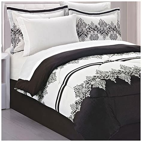 big lots bed in a bag view dan river 174 queen 8 piece bed in a bag comforter sets