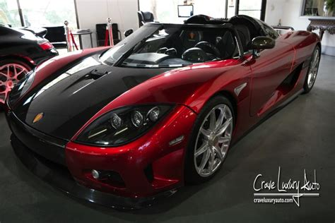 koenigsegg texas crave luxury auto 2009 koenigsseg ccx the woodlands