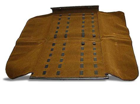 safe sound 24 folding side felt lined folding