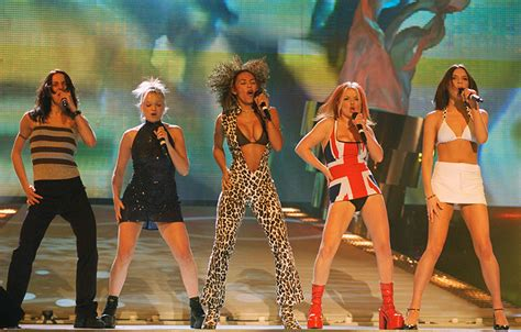 Which Spice Has The Best Style by The Best Tour Costumes Of All Time 25 Epic Concert
