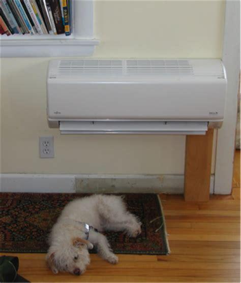 mitsubishi mini split floor unit mini split air conditioner floor mounted floor matttroy
