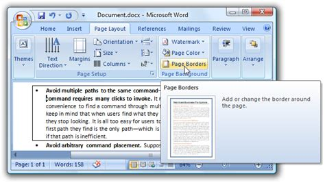 home page layout design view located on the ribbon is referred to as ribbons windows