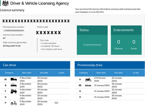 Hiring a car with the new UK drivers licence changes