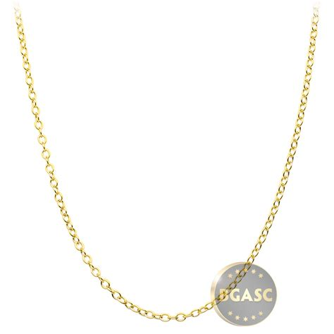 jewelry chain buy 14k yellow gold cable chain necklace 1 5mm 16 18