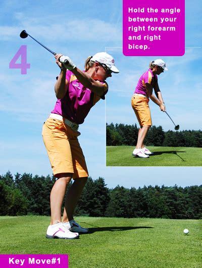 sorenstam golf swing annika sorenstam swing sequence golf com