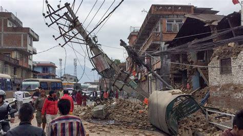 earthquake of nepal nepal earthquake death toll climbs above 4 800 cnn com