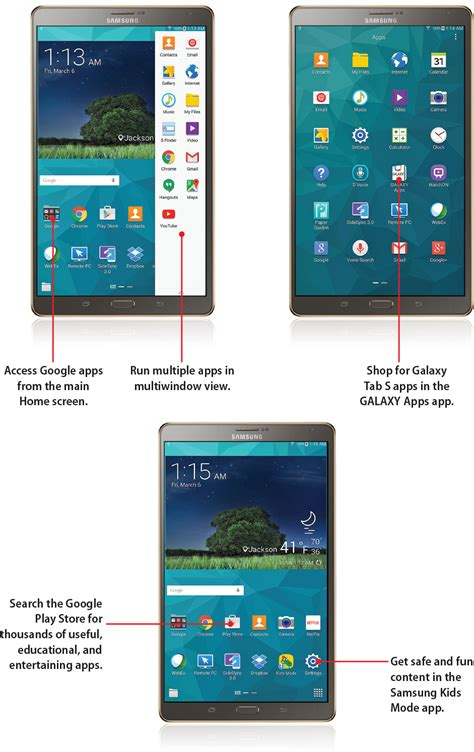 16 finding and managing apps my samsung galaxy tab 174 s book