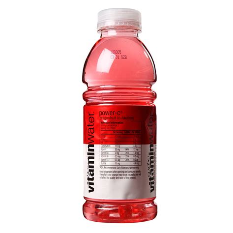 Vitamin Water Health Is Wealth Vitaminwater Glaceau
