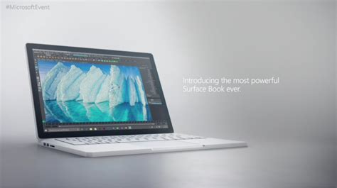 The New Microsoft Surface Book microsoft introduces the new surface book i7 mspoweruser