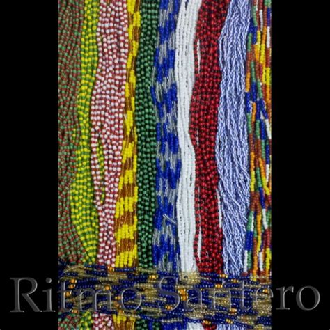 santeria meanings 12 orisha necklace yoruba ifa santeria elekes docena