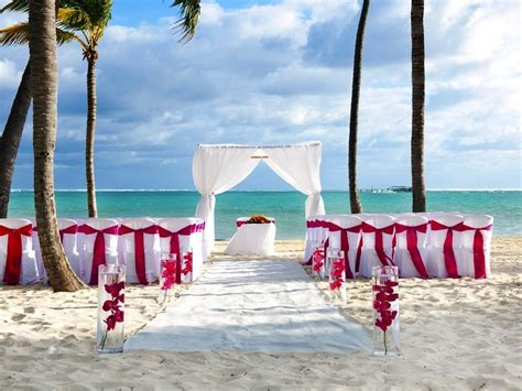 barcelo punta cana wedding packages weddings abroad at the barcelo bavaro beach in barbados
