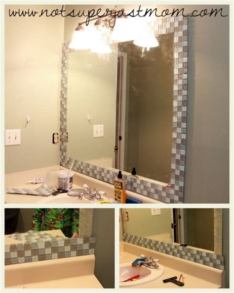 stick on frames for bathroom mirrors beautiful design stick on bathroom mirrors new frames for