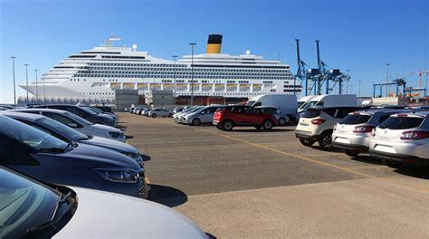 porto civitavecchia parcheggio i parcheggi port mobility civitavecchia
