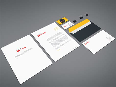 business card branding template freebie branding stationery mockup by graphberry on