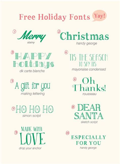 printable christmas fonts 15 free printable christmas fonts images free printable