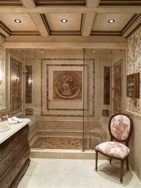 Glamorous Homes Interiors by 25 Luxury Walk In Showers