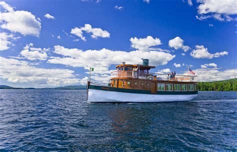 lake george boat cruises lake george boat cruises full list of tours dinners