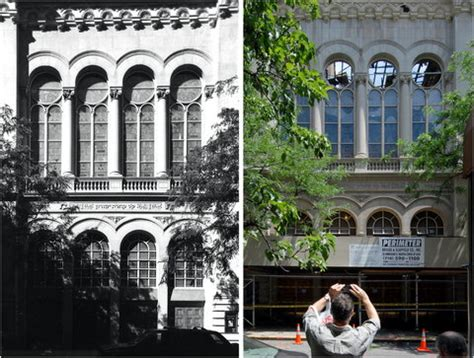 From Abyssinian To Zion damaged synagogue is an architectural milestone the
