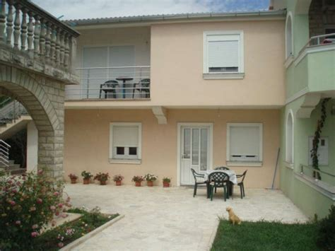 appartamenti in croazia appartamenti t t biograd croazia