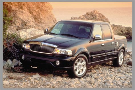 how to work on cars 2002 lincoln blackwood parental controls 2002 lincoln blackwood information and photos momentcar