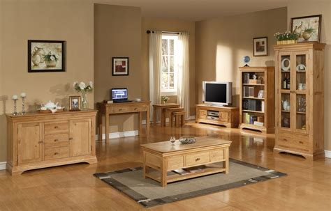oak livingroom furniture the advantages of solid oak furniture a lovely home