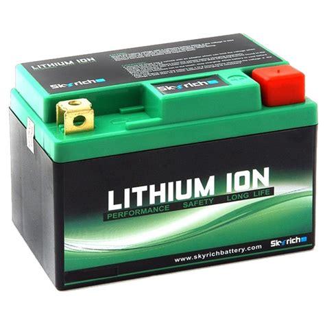Motorrad Batterie Honda Shadow 750 by Batterie Skyrich Lithium Ion Ytz14s Bs Ytz12s Batteries