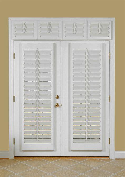 shutters for doors shutters on doors archives custom wood plantation